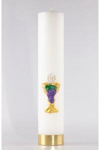 Comunione - candela d'altare [K2]